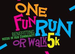 One Fun Run or Walk 5k